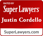 super lawyers cordello law